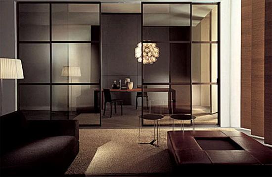 Стеклянные перегородки в квартире 50 фото как создать