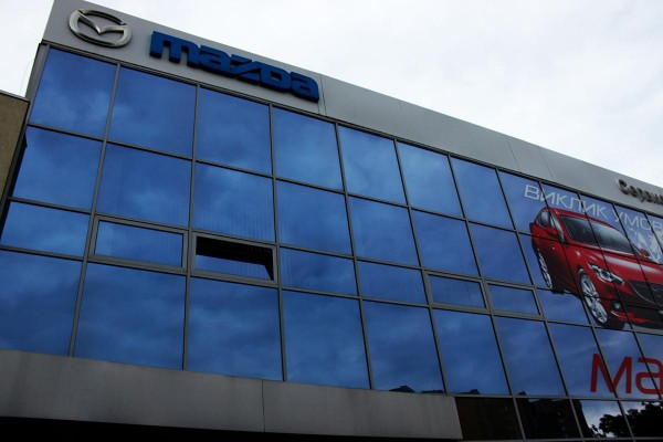 Автосалон Mazda Сервис-центр «Альфа»