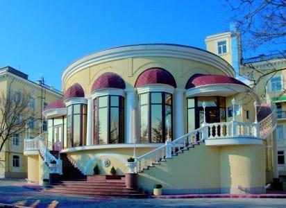 Ресторан `Украина`