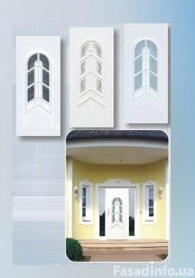 Сендвич панель дверная модель Аметист