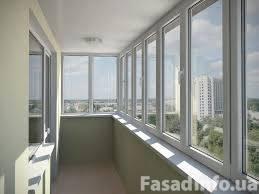 Балконы под ключ в Киеве недорого