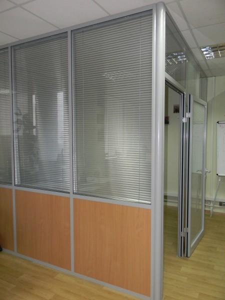 Офисные перегородки для офиса от производителя