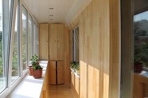 Ремонт балкона под ключ от СК Комфорт