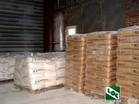 ПВХ смола импортного производства
