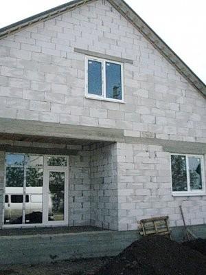 Металлопластиковые окна в частный дом