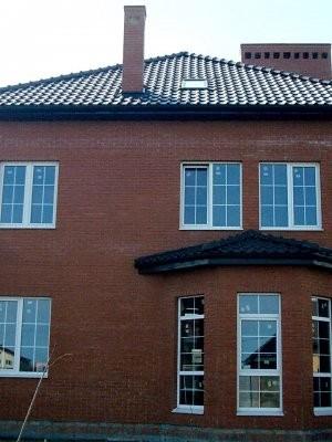 Металлопластиковые окна с фальшшпросами