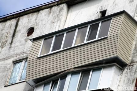 Ремонт балкона под ключ в хрущевке. киев, цена. купить.