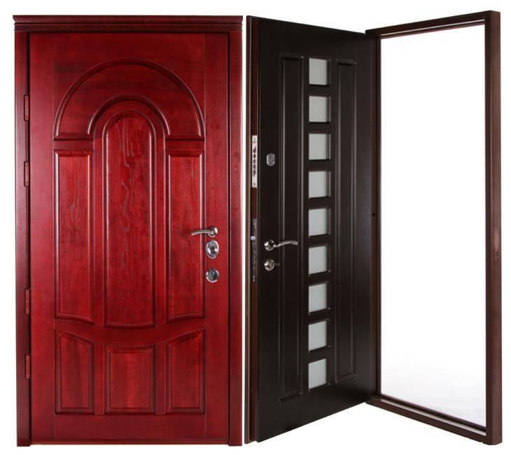 двери металлические входные элит класс