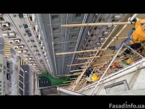 Применение бамбука в строительстве
