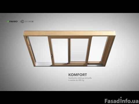 Вертикальные светопрозрачные конструкции