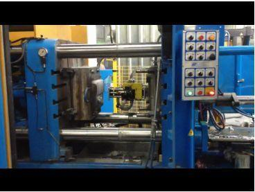 Автоматический станок для производства алюминиевых ручек (завод Akpen Plastik)